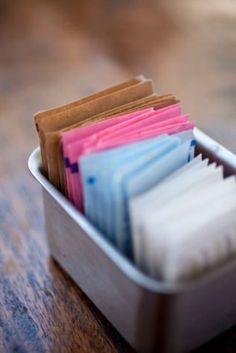 6 Startling Secrets from a Food Industry Insider: Artificial Sweeteners http://www.rodalenews.com/food-additives