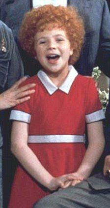 Aileen Quinn | Tomorrow' catches up with Annie star Aileen Quinn as she retraces the ...