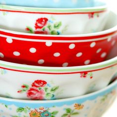 GreenGate French bowls