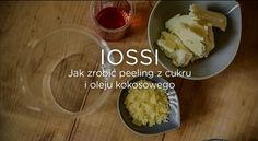IOSSI - jak zrobić cukrowy peeling do ciała