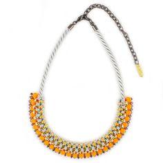 Luna tube necklace WWW.SOLLISJEWELLERY.COM