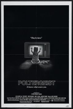 """Movie Posters:Horror, Poltergeist (MGM/UA, 1982). One Sheet (27"""" X 41"""") Style B.Horror.... Image #1"""