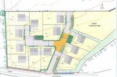Nouveau Terrain  a vendre a Guidel de 390 m²