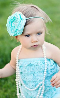 Love this romper and headband!