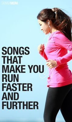 Here's a playlist that will pump up your run!