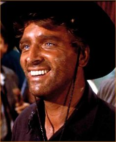 ~ Burt Lancaster and his 1,000,000 dollar smile It always gets me every time. ~