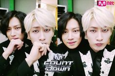 Heechul + Eunhyuk