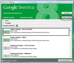 Google SketchUP tutorial - It's a free program that you can design projects on