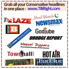 Sweet! Top Conservative headlines on one page.   I got tired of clicking from website to website getting my daily fill of conservative news so I made a quick website to gather the headlines from my favorite conservative websites. Feel free to use it if you want. Go to  (Make it your home page)