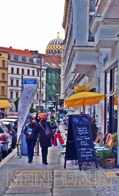 mein Berlin, Spaziergang durch das Scheunenviertel