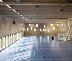 Calais Sporthall by RemingtonStyle