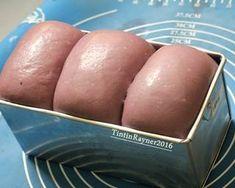 Resep Killer Toast Hokkaido Milk Taro (bubuk Ubi Ungu) Super SOFT oleh Tintin Rayner - Cookpad Milky Bun, Bread Bun, Good Food, Toast, Food And Drink, Recipes, Buns, Foods, Kitchen
