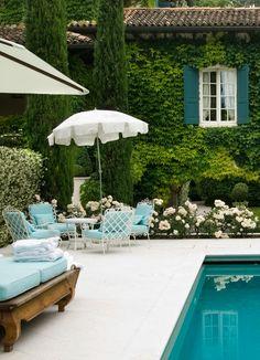 House of Turquoise: Michele Bonan Architetto