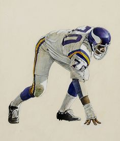 Jim Marshall of the Minnesota Vikings DE