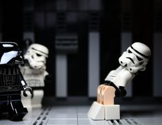 Magique le coup du stormtrooper LEGO cc @felixjnc