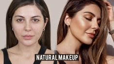 Radiant Foundation + Bronze Makeup Tutorial