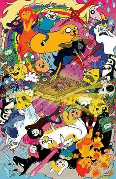 73 Mejores Imágenes De Adventure Time Wallpapers Caricatures