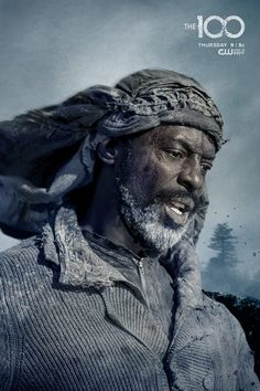 Isaiah Washington as (Jaha) #The100