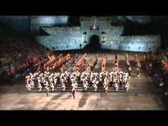 Royal Edinburgh Military Tattoo 2011 Finale - Massed Pipes and Drums