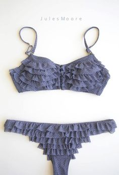 Ms Gigi Two Piece - Lavender By Jules Moore $98