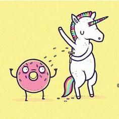 How Donut Sprinkles are made...    #Unicorns #armpits #sprinkles