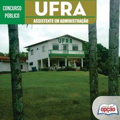 Apostila Concurso Universidade Federal Rural da Amazônia / UFRA - 2016: - Cargo: Assistente em Administração