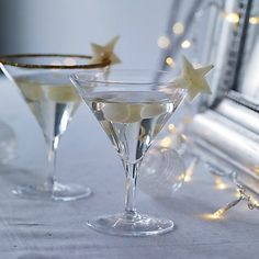 Martini Glass - Set of 2 | The White Company