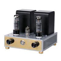 APPJ EL34+6N4 Mini Tube Amplifier Single Ended Audio HIFI Stereo Amp