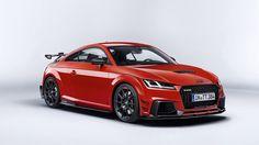 2017 Audi TT RS Performance Parts