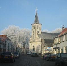 Hervormde kerk te Ooltgensplaat (Goeree-Overflakkee, the Netherlands)