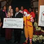 Brandywine Health Foundation received a $ 8,900 RMHC grant during a check presentation held at the organization's headquarters on December 19. See what the money helped fund!