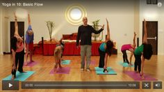 Yoga in 10: Basic Flow