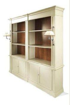 Biblioteca clásica / de madera - DOVER : 02079 - MARIONI