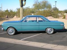64 Ford Falcon for sale   The Ford Falcon News:(TFFN) Classic Ford Falcon, Econoline And Mercury ..  I had one this exact year, this exact color. Best car I EVER OWNED!.