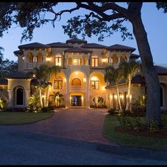 Luxury Home Exterior Designs dream house | luxury, house and future house