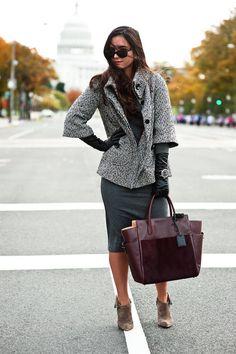 District Dress Up: Dressing Up: Work Wear