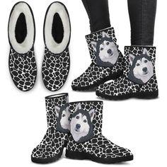 Dog Pattern, Animal Design, Wearable Art, Custom Design, Slippers, Shoes, Products, Fashion, Moda