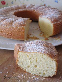 Bizcocho 4 cuartos - Pound cake