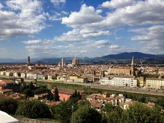 Get your fitness on in Florence