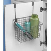 Found it at Wayfair - Large Over the Cabinet Door Grid Basket