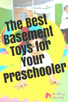 Take a peek at my top toys for preschoolers! #giftguide #parenting #parentinghacks