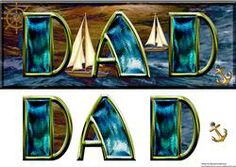 View Dad on the Ocean's Waves Details