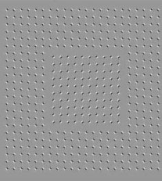 This optical illusions online gallery will totally blow your mind. Which ones do you think are animated and which ones are just illusions? Amazing Optical Illusions, Eye Illusions, Art Optical, Eye Tricks, Brain Tricks, Mind Tricks, Magic Tricks, Mind Reading Tricks, Still Picture