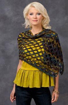 Crochet Shawl Showdown | AllFreeCrochet.com