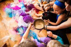 Courtesy of Rainbow Kids Yoga
