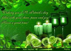 Cute St Patrick's Day Wallpaper | St. Patrick's Day! Free Family eCards…