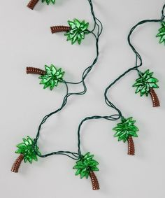 Palm Tree String Lights -These are on my tiki bar! Love them!