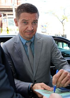 Jeremy Renner - Toronto International Film Festival Canada Sep 2016