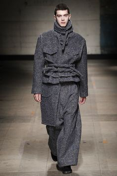 See the complete Craig Green Fall 2017 Menswear collection.