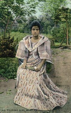 Filipino Belle Baro't Saya, Model Minority, Filipiniana Dress, Philippine Women, Philippines Culture, Filipino Culture, Filipina Beauty, Mindanao, Cultural Studies